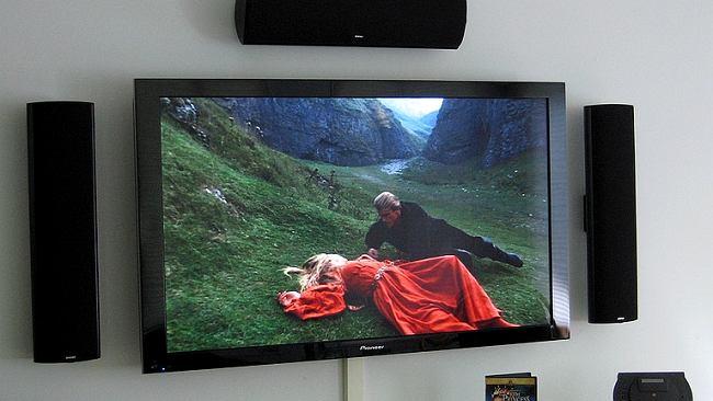 Amerykanie kochają telewizory i odtwarzacze Blu-ray