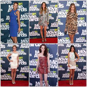 Najlepsze kreacje gwiazd na MTV Movie Awards 2011, sukienki, mtv music awards 2011, gwiazdy, stylizacje gwiazd, styl gwiazd, wydarzenia, projektanci sukni gwiazd, czerwony dywan