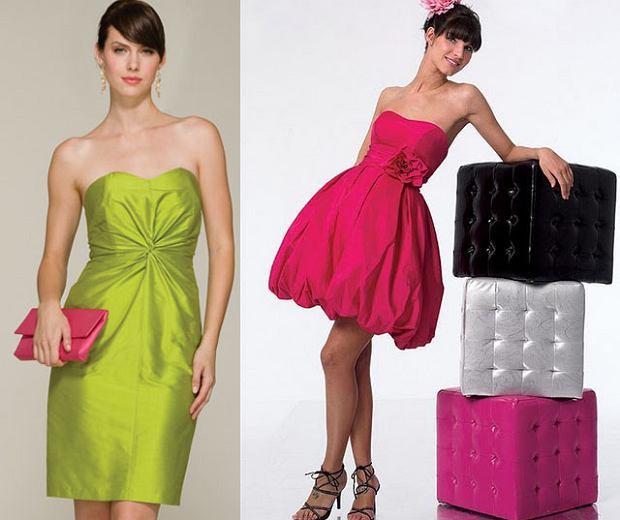 Sukienki koktajlowe Splendor