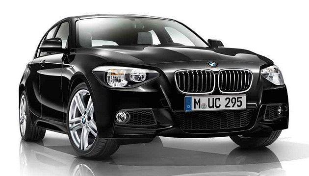 BMW serii 1 z pakietem M Sport