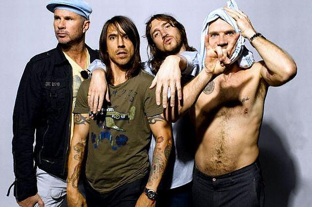 RHCP jeszcze z Johnem Frusciante