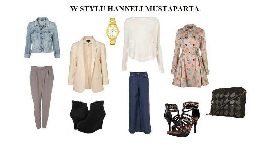 W stylu Hanneli Mustaparta