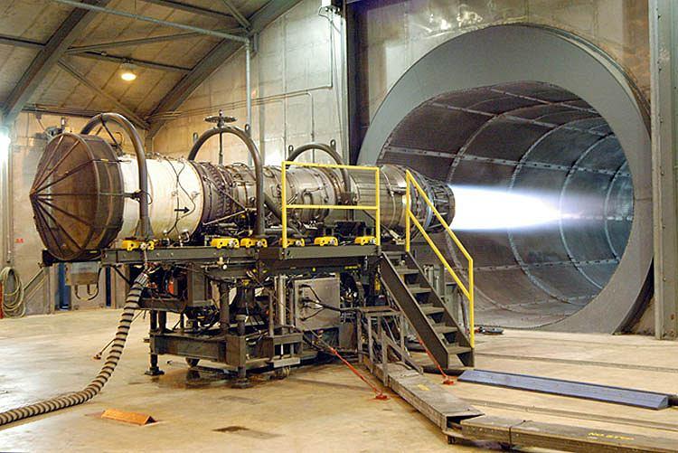 Skradzione silniki używane są w samolotach F-15 i F-16