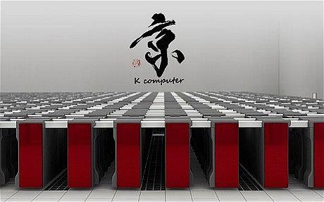 K, superkomputer Fujitsu