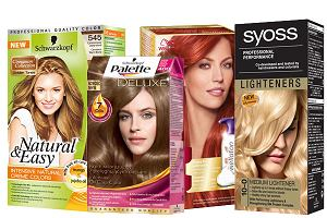 Farbowanie włosów - podsumowanie nowości!