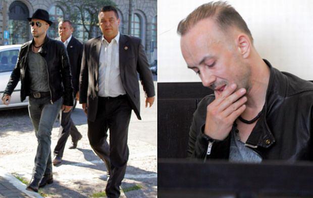 Adam Darski, lider zespołu Behemoth stanął przed sądem w Gdyni. Artystka jest oskarżony o obrazę uczuć religijnych chrześcijan.