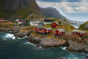 Największe atrakcje Skandynawii: norweskie Lofoty