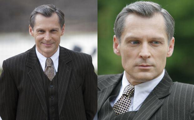 Robert Kozyra wcielił się w postać Ludwiga Fischera, nazistowskiego gubernatora Warszawy, w drugiej serii