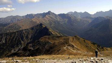 czerwone wierchy, góry, polska, tatry