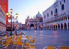 Wenecja winem i kawą płynąca