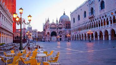 Plac św. Marka Wenecja