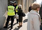 W Poznaniu już 45 proc. policjantów na zwolnieniach lekarskich. W niektórych wydziałach zostali sami naczelnicy
