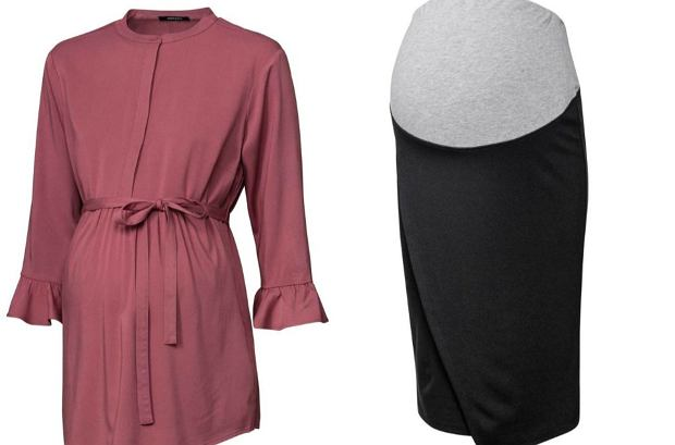Ubrania ciążowe w Lidlu