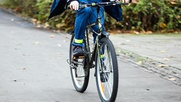 Rowerzysta (zdjęcie ilustracyjne)