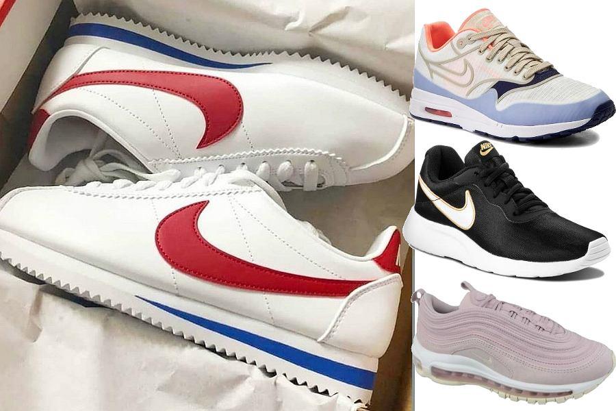 Sneakersy damskie Nike