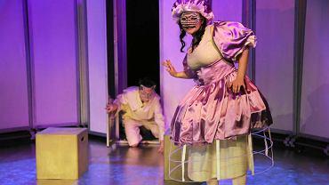 "Opera podlaska - próba spektaklu ""Kot w butach"""