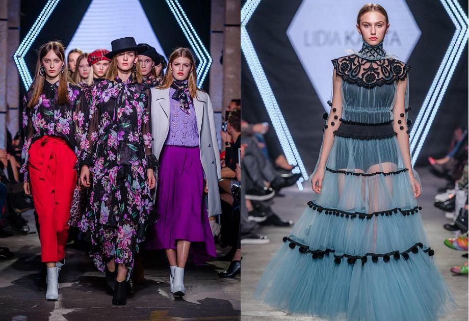 KTW Fashion Week to świetna okazja, by zapoznać się z ofertą polskich projektantów. Po lewej: @cocho_by_olgaidzik Po prawej: @lidiakalita