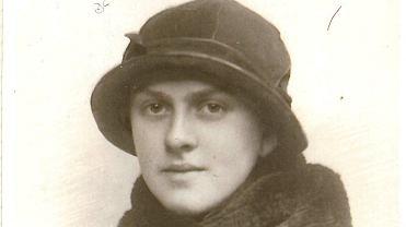 Zofia Glińska z domu Byszewska