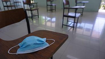 Koronawirus w kolejnej szkole. Zdjęcie ilustracyjne