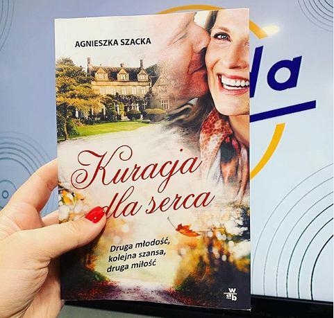 Kuracja dla serca - Agnieszka Szacka