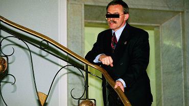 Aleksander G. w sejmie (październik 1993)