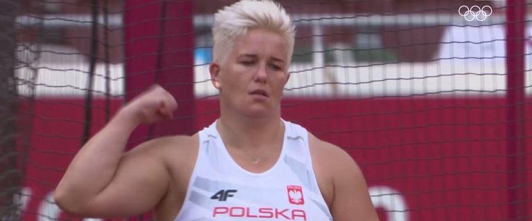 Anita Włodarczyk bije własny rekord! Pokaz siły na igrzyskach w Tokio. Trzy Polki w finale