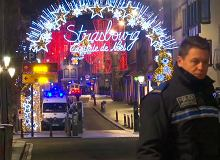 Francja. Zamach w Strasburgu. Policja nadal poszukuje zamachowca