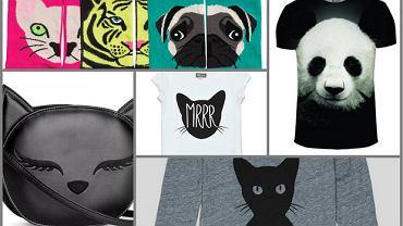 Zwierzęta na ubraniach - hit czy kit?