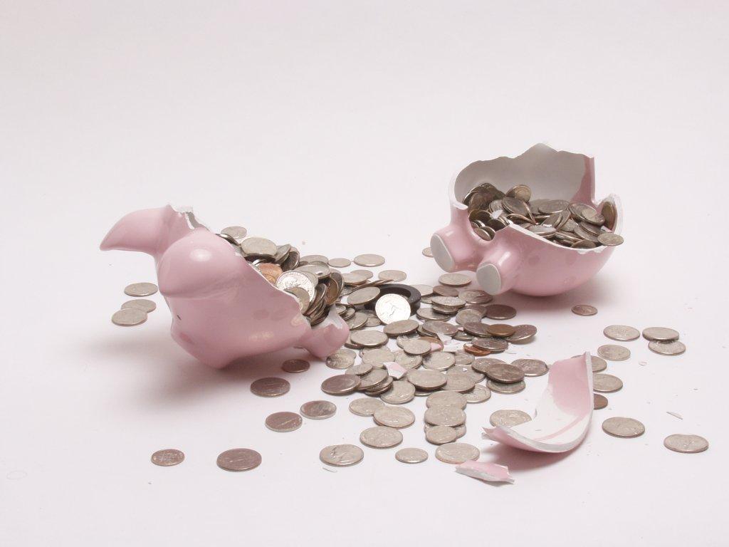Większość kobiet ma oszczędności pozwalające przeżyć ok. trzech miesięcy