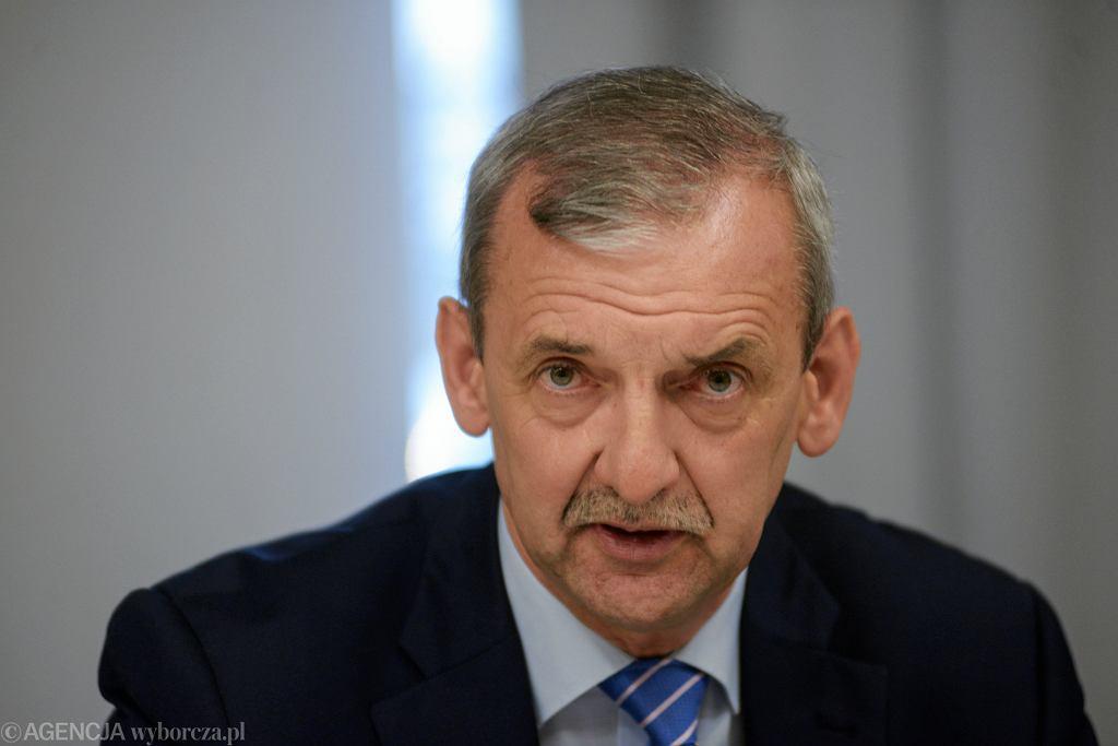 Prezes ZNP Sławomir Broniarz zapowiedział, że 10 stycznia może zapaść decyzja o stajku