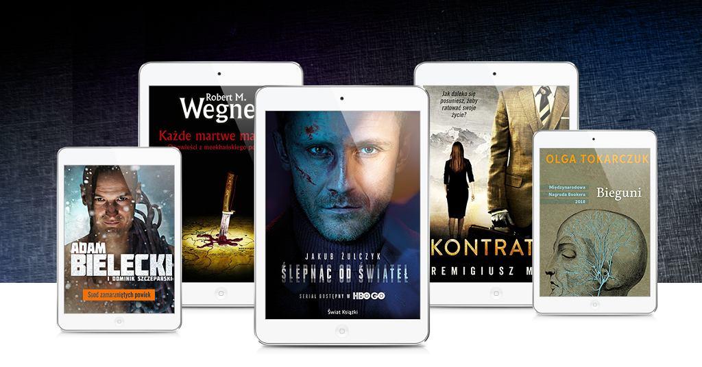 Top 5 ebooków 2018 roku