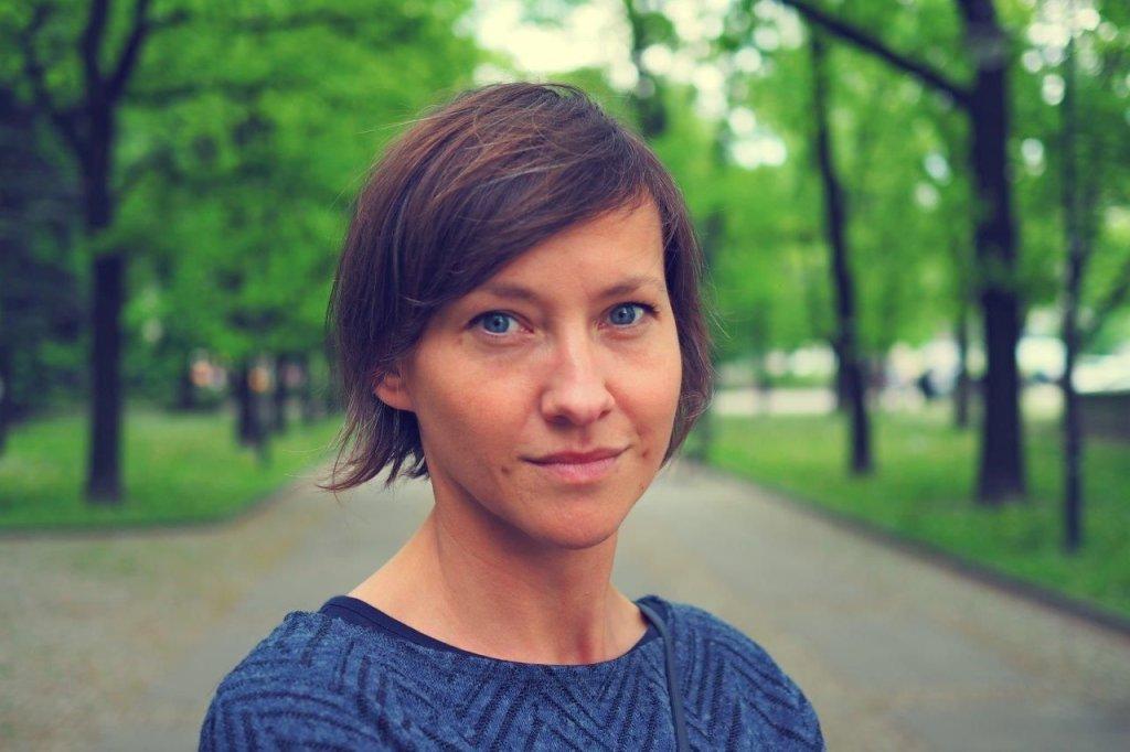 Ilona Wiśniewska (fot. archiwum prywatne)