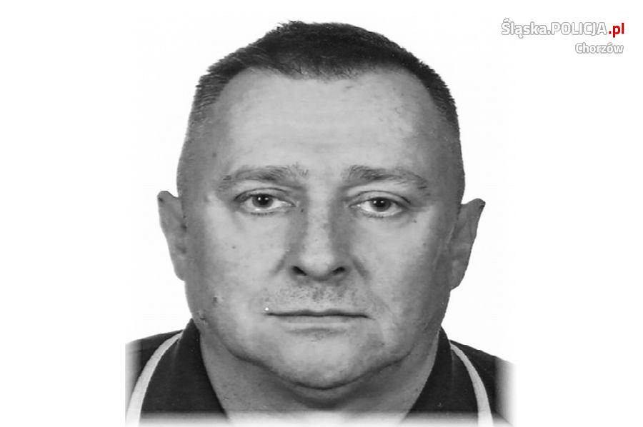 Poszukiwany 50-letni Mariusz Dąbrowski