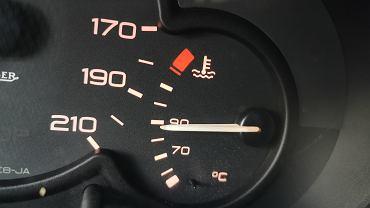 Temperatura silnika