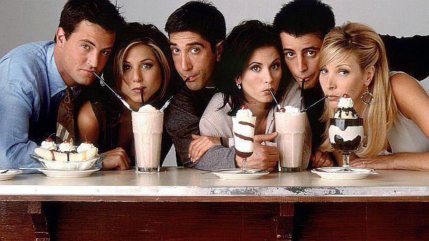 Przyjaciele - jeden z najpopularniejszych seriali lat 90.