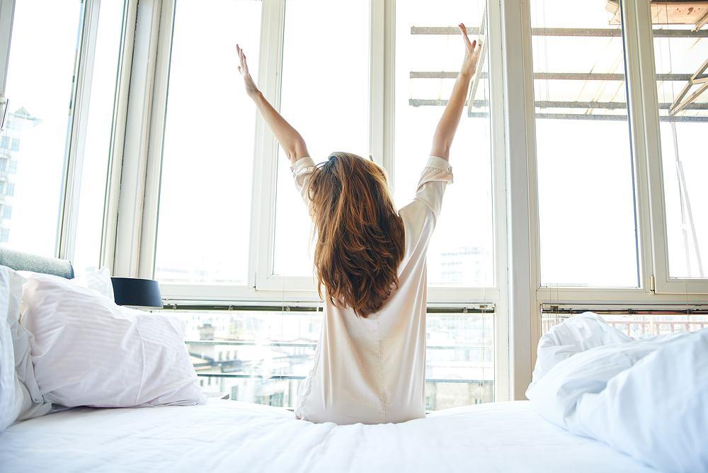 Zasada 1: wstawaj wcześnie