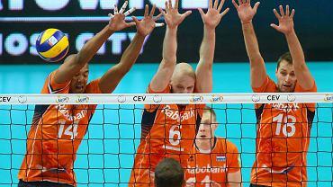 Turcja - Holandia 3:1 w Spodku