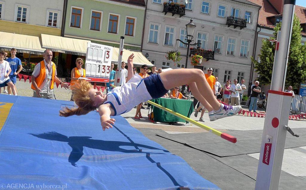 W pierwszych dwóch edycjach Orlen Cup młodzi płocczanie mogli się sprawdzać w Otwartych Mistrzostwach Płocka w Skoku Wzwyż