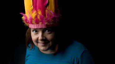 Justyna Bednarek (fot.Julita Delbar/Klitka Atelier)