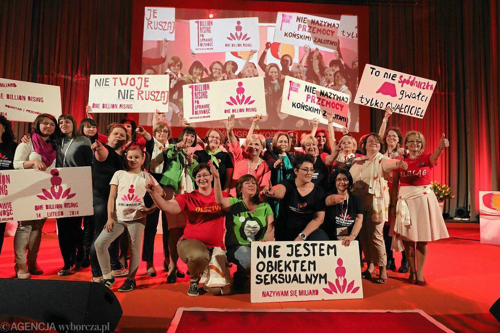 Kongres Kobiet, Taniec przeciwko Przemocy