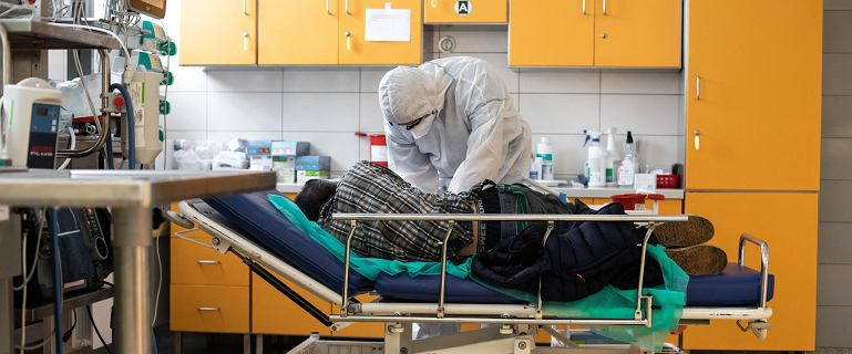 Szpital ortopedyczny miał się stać covidowym. Wojewoda odwołał decyzję