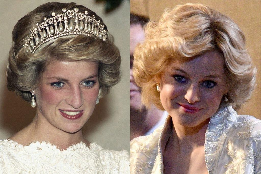 Księżna Diana, Emma Corrin