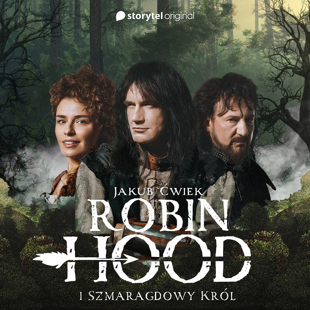 Daj się porwać wyobraźni do lasu Sherwood. 'Robin Hood i Szmaragdowy Król' w Storytel