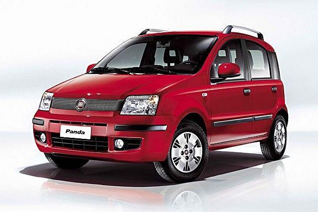 Fiat Panda Anniversary (2010)