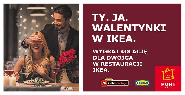 Kolacja IKEA