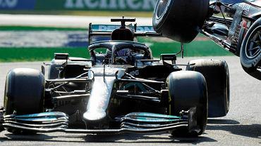 Hamilton wściekły na Verstappena: