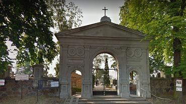 Cmentarz w Lipnie