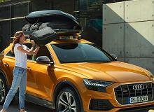 Audi Q8 - cennik 2019. Do polskiej oferty wchodzą dwie kolejne V-szóstki: 45 TDI oraz 55 TFSI