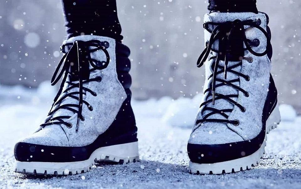 Buty 4F na zimę