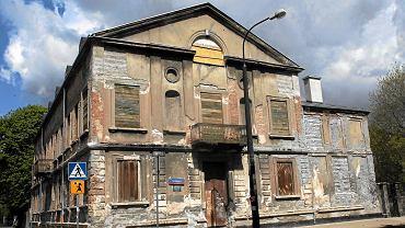 Pałacyk Konopackiego na Pradze przejdzie remont